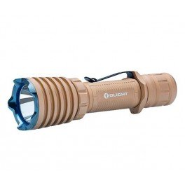 Linterna Olight Warrior X Coyote Tan 2000 Lumens Recargable