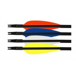 Flex Fletch Pluma 360 Parabolica Pack 12