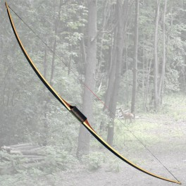 Fairbow Arco Longbow Rebel Black
