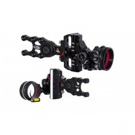 Axcel Sight Accutouch Carbon Pro Slider Accustat 5 Pin .019D